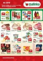Gazetka promocyjna MALINKA Market - Gazetka promocyjna