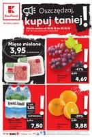 Gazetka promocyjna Kaufland - Oszczędzaj, kupuj taniej!