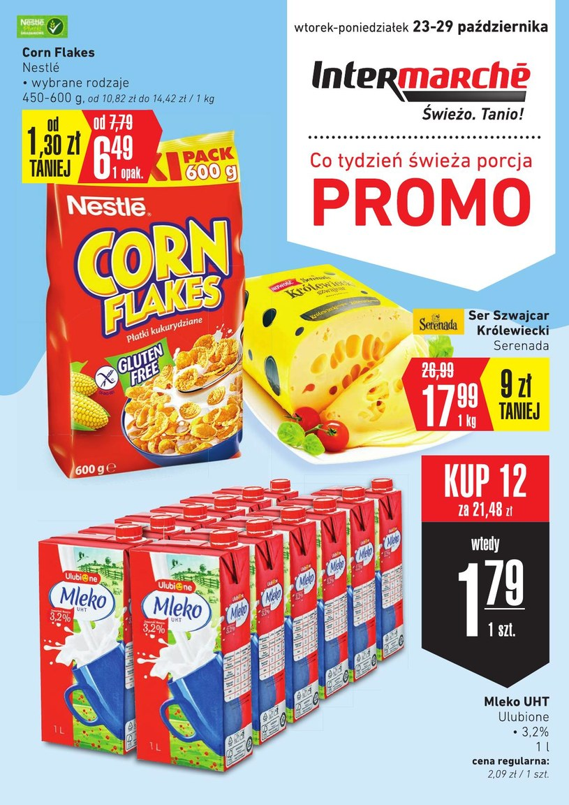 Intermarche Super: 2 gazetki