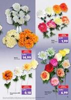 Gazetka promocyjna Kaufland - Znicze i kwiaty