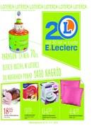 Gazetka promocyjna E.Leclerc - 20 urodziny - Łódź