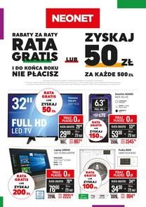 Gazetka promocyjna Neonet, ważna od 18.10.2018 do 24.10.2018.