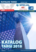 Gazetka promocyjna Specjał - Katalog targi 2018 - Łódź - ważna do 01-11-2018