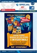 Gazetka promocyjna Specjał - Gazetka specjał - Wrocław  - ważna do 01-11-2018