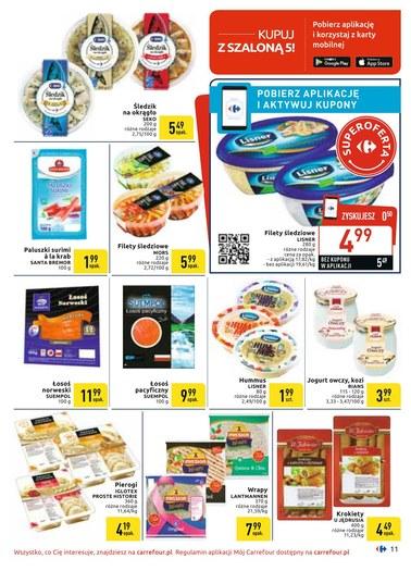 Gazetka promocyjna Carrefour, ważna od 23.10.2018 do 28.10.2018.