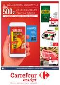 Gazetka promocyjna Carrefour Market - Oferta handlowa - ważna do 28-10-2018