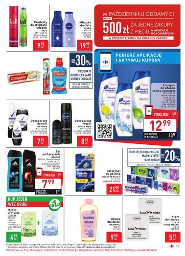 Gazetka promocyjna Carrefour Market, ważna od 23.10.2018 do 28.10.2018.