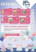 Gazetka promocyjna Ipson - Czystość i higiena na co dzień  - ważna do 09-11-2018