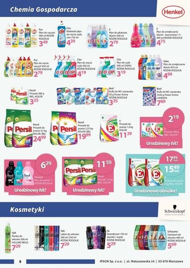 Gazetka promocyjna Ipson, ważna od 08.10.2018 do 09.11.2018.