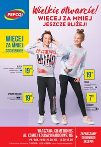 Gazetka promocyjna Pepco, ważna od 23.10.2018 do 29.10.2018.