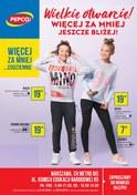 Gazetka promocyjna Pepco - Wielkie otwarcie - Warszawa - ważna do 29-10-2018