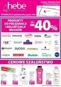 Gazetka promocyjna Hebe - Otwarcie - Łowicz - ważna do 28-10-2018