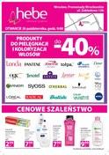 Gazetka promocyjna Hebe - Otwarcie - Wrocław  - ważna do 29-10-2018
