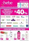 Gazetka promocyjna Hebe - Otwarcie - Gubin  - ważna do 30-10-2018