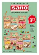 Gazetka promocyjna Sano - Gazetka miesiąca
