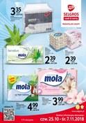 Gazetka promocyjna Selgros Cash&Carry - Oferta handlowa - ważna do 07-11-2018