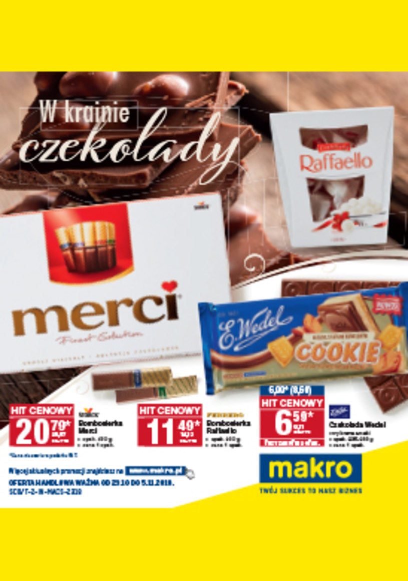 Makro Cash&Carry: 7 gazetki
