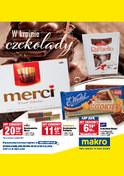 Gazetka promocyjna Makro Cash&Carry - W krainie czekolady - ważna do 05-11-2018