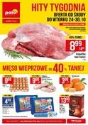 Gazetka promocyjna POLOmarket - Hity tygodnia - ważna do 30-10-2018