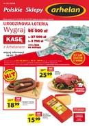 Gazetka promocyjna Arhelan - Polskie sklepy