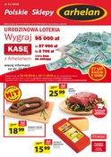Gazetka promocyjna Arhelan - Polskie sklepy  - ważna do 28-10-2018