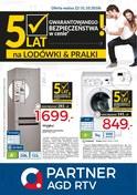 Gazetka promocyjna Partner AGD RTV  - Gazetka promocyjna  - ważna do 31-10-2018