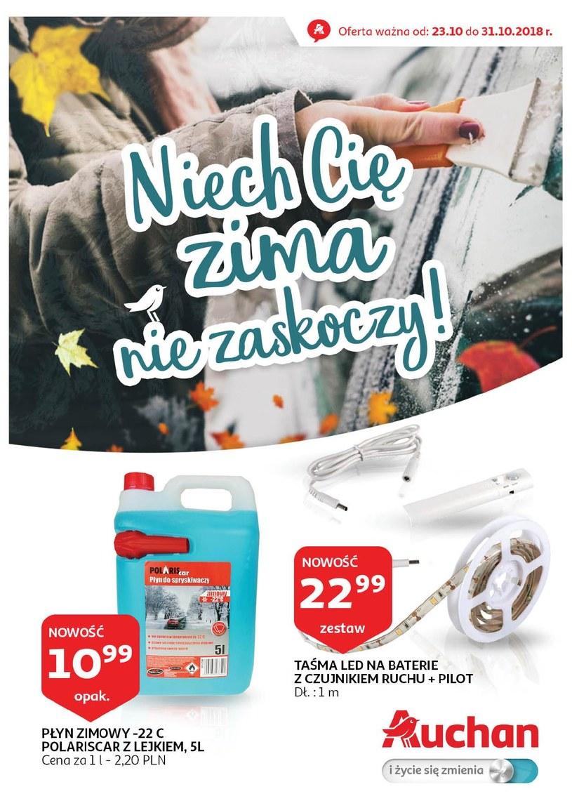 Auchan: 7 gazetki
