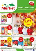Gazetka promocyjna Top Market - Gazetka promocyjna - ważna do 28-10-2018