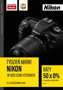 Gazetka promocyjna Fotojoker - Tydzień marki Nikon - ważna do 28-10-2018