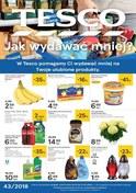 Gazetka promocyjna Tesco Hipermarket - Jak wydawać mniej? - ważna do 31-10-2018