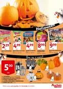 Gazetka promocyjna Auchan - Baw się z nami! - ważna do 31-10-2018