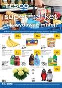 Gazetka promocyjna Tesco Supermarket - Gazetka promocyjna - ważna do 31-10-2018
