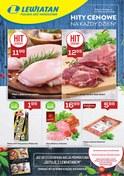 Gazetka promocyjna Lewiatan - Oferta handlowa - Kujawy - ważna do 31-10-2018