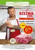 Gazetka promocyjna Delikatesy Centrum - Rzeźnik cen - ważna do 31-10-2018