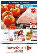 Gazetka promocyjna Carrefour Market - Najlepszy wybór, najlepsze ceny - ważna do 10-11-2018