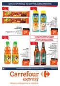 Gazetka promocyjna Carrefour Express - Gdy zakupy rosną, to ceny maleją ekspresowo - ważna do 05-11-2018