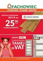 Gazetka promocyjna Fachowiec - Gazetka promocyjna