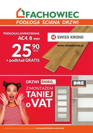 Gazetka promocyjna Fachowiec, ważna od 15.10.2018 do 31.12.2018.
