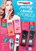 Gazetka promocyjna Intermarche Super - Poczuj chemię do promocji  - ważna do 12-11-2018