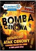 Gazetka promocyjna E.Leclerc - Bomba cenowa - Zamość - ważna do 10-11-2018