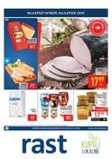 Gazetka promocyjna Rast - Oferta handlowa - ważna do 10-11-2018