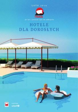 Gazetka promocyjna Itaka - Hotele dla dorosłych