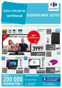 Gazetka promocyjna Carrefour - Kupuj online gdziekolwiek jesteś - ważna do 10-11-2018