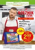 Gazetka promocyjna Delikatesy Centrum - Rzeźnik cen - ważna do 07-11-2018