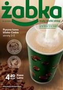 Gazetka promocyjna Żabka - Pyszna kawa blisko Ciebie - ważna do 13-11-2018