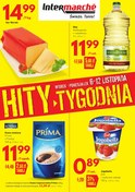 Gazetka promocyjna Intermarche Super - Hity tygodnia - ważna do 12-11-2018