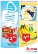 Gazetka promocyjna Auchan - Dobry posiłek to dobre samopoczucie  - ważna do 07-11-2018