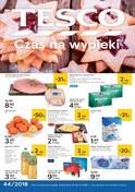 Gazetka promocyjna Tesco Hipermarket - Czas na wypieki - ważna do 07-11-2018