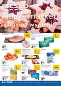 Gazetka promocyjna Tesco Supermarket - Czas na wypieki - supermarket  - ważna do 07-11-2018
