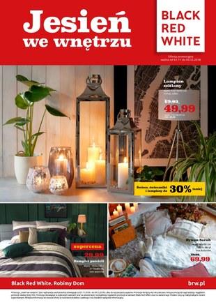 Gazetka promocyjna Black Red White, ważna od 01.11.2018 do 04.12.2018.